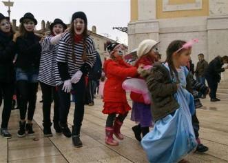 Kiši i svekolikoj krizi uprkos DND-ovci održali 17. (sedamnaesti) Veliki mali karneval – dio prvi !