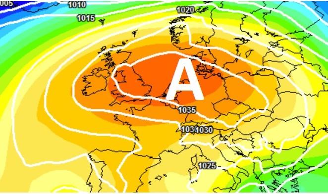 Od petka počinje dulje stabilno razdoblje, a temperature rastu iznad 15°C
