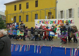 Održan 17. Veliki mali karneval