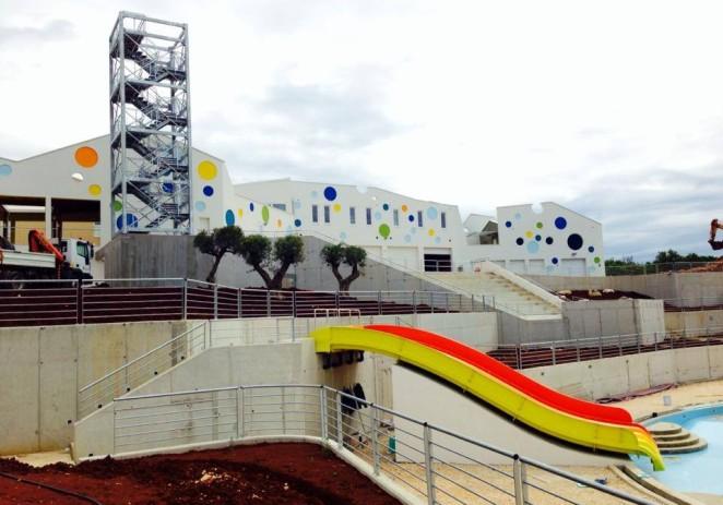 Istralandia: prvi istarski aquapark pred otvaranjem