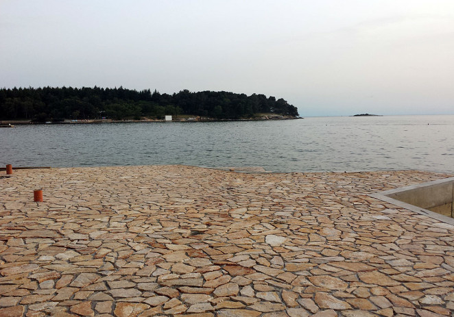 Novouređena plaža ispod Novog Naselja i hotela Rubin uskoro u funkciji