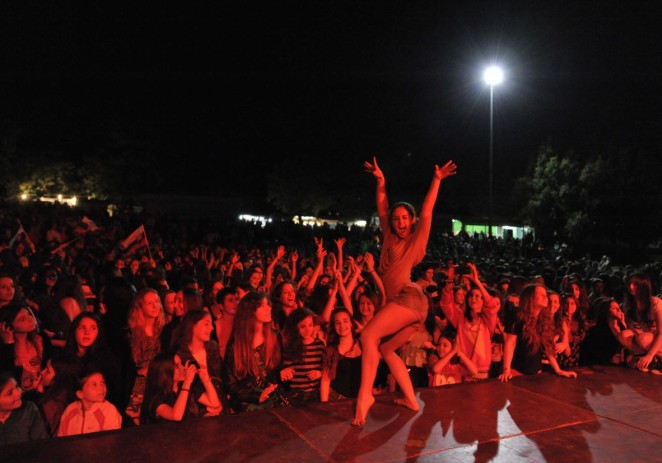 Uz tisuće plesača otvorena plesna olimpijada u Poreču