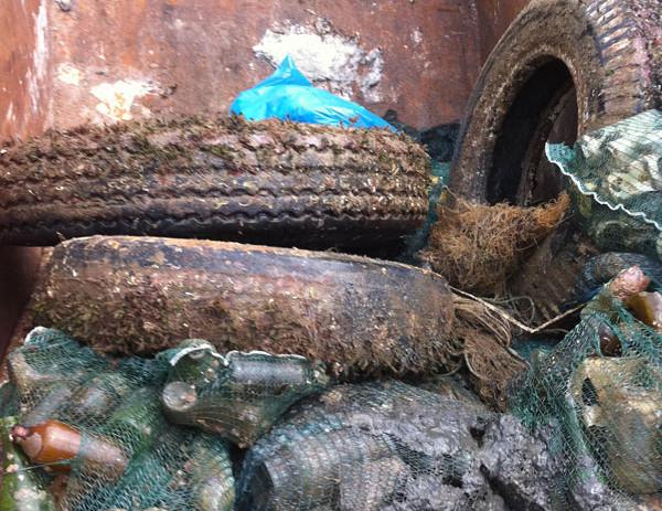 Ronioci očistili akvatorij luke Poreč