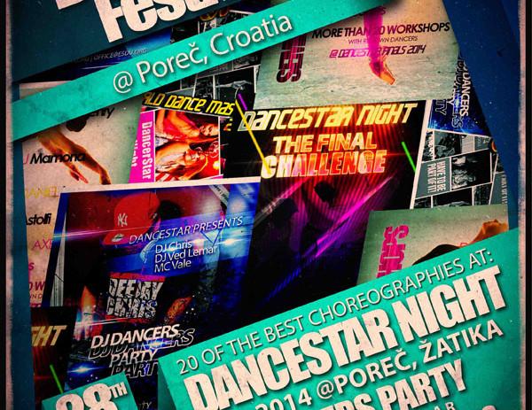 DanceStar Night: U Poreču nastupa 3500 plesača