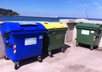 Postavljeni spremnici za selektivno prikupljanje otpada iza hotela Palazzo