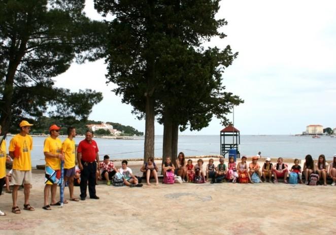 Počeo Ljetni kamp Poreč 2014.