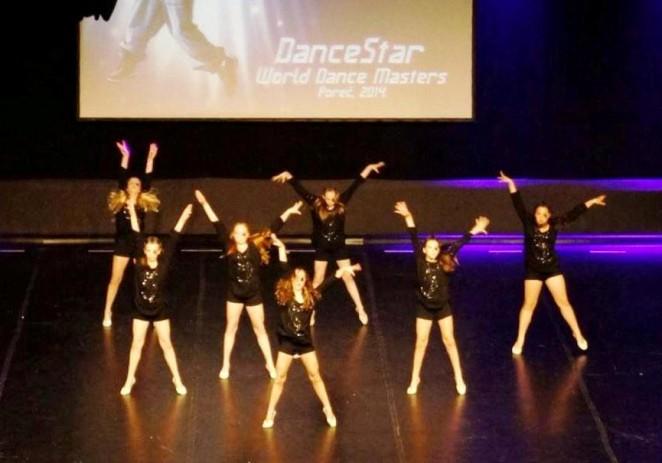 Uspješan nastup plesača Studija za izvedbene umjetnosti MOT08 na ESDU Dancestar natjecanju