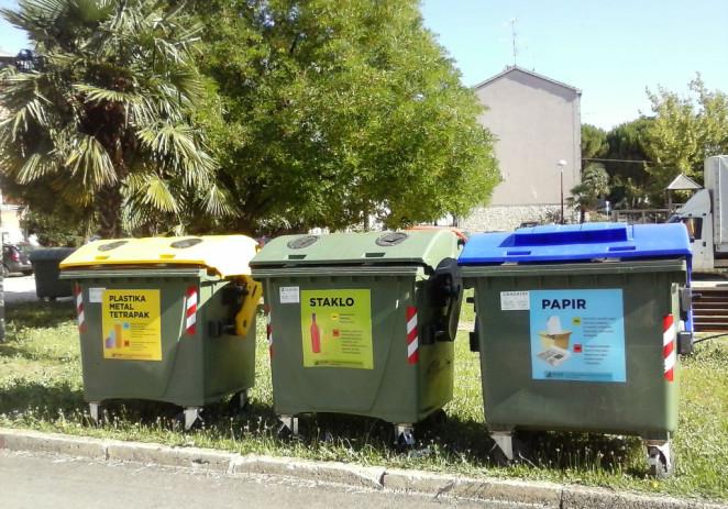 Selektivno sakupljanje otpada na području Poreštine