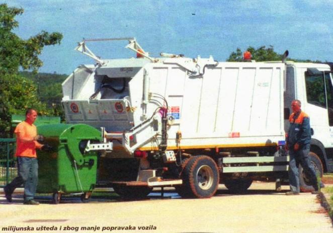 Od 1. travnja na snazi novi plan odvoza smeća za Funtanu i Tar – Vabrigu