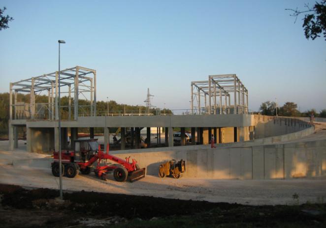 Radovi na izgradnji pretovarne stanice na Košambri u završnoj fazi