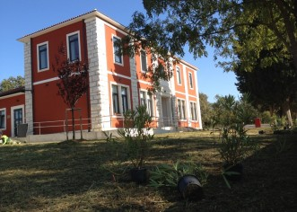 Hortikulturno oplemenjen okoliš škole u Varvarima