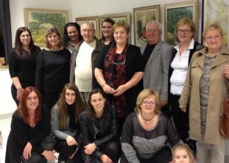 Prigodnom svečanošću u Varvarima otvorena izložba umjetnika amatera