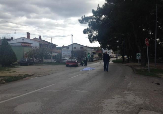 Funtana: U naletu vozila poginula pješakinja