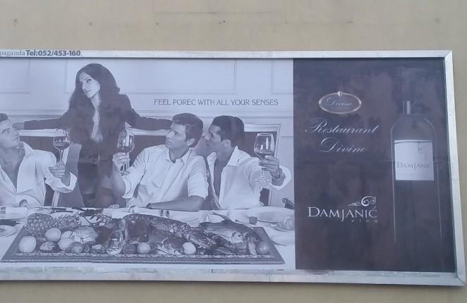 Građanska inicijativa Poreč: U porečkom restoranu na meniju su i žene?