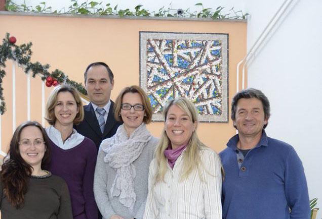Mozaik Đanina Božića u Institutu za poljoprivredu i turizam