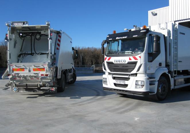 Usluga Poreč nabavila 2 nova komunalna vozila za sakupljanje otpada