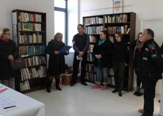 Otvoren knjižnični stacionar u Varvarima