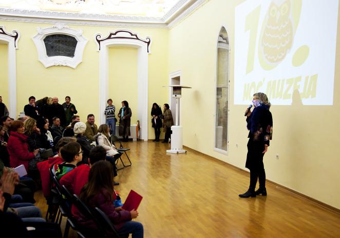 Unatoč kiši, Noć muzeja u Poreču privukla je mnogobrojne posjetitelje