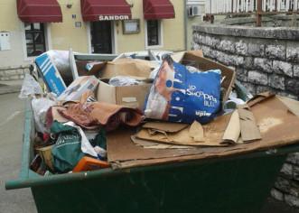 Mjesni odbor Joakim Rakovac: Proljetna eko akcija prikupljanja krupnog otpada
