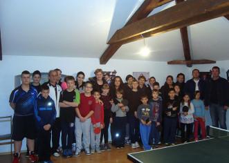 Stolni tenis : Devet uspješnih godina stolnoteniskog kluba Nove Vasi