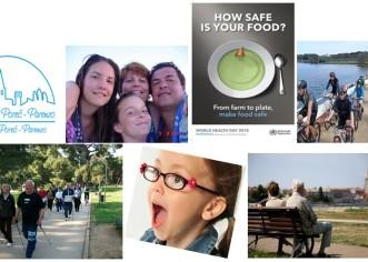 Zdravi grad Poreč objavljuje program povodom Svjetskog dana zdravlja