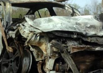 Vozač izgubio nadzor i prešao na suprotnu traku?