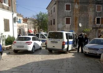 Oružana pljačka banke u Višnjanu