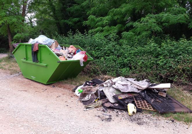 Kako odlagati krupni otpad – tko čisti ?