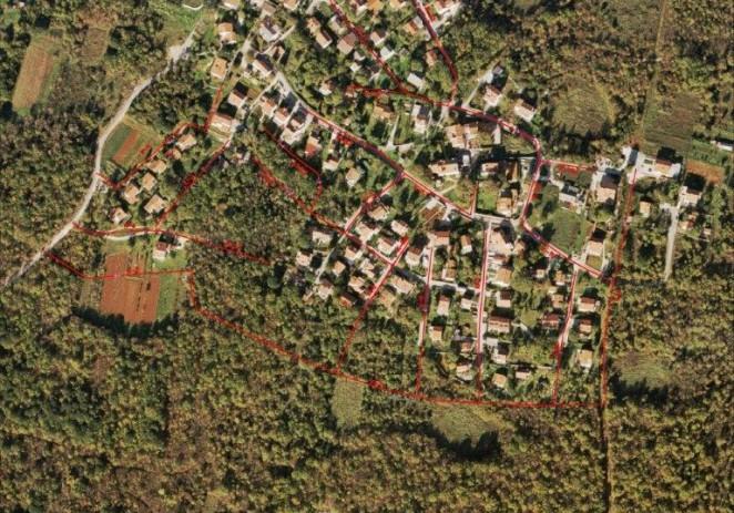 Krenuli radovi na izgradnji kanalizacijske mreže naselja Gulići
