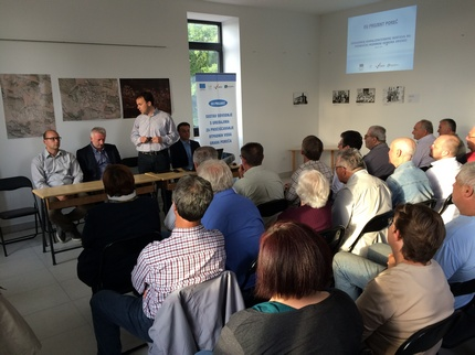 U četvrtak predstavljen EU Projekt Poreč – sustav odvodnje za MO Varvari