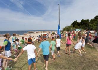 Plaža na Boriku dobila Plavu zastavu