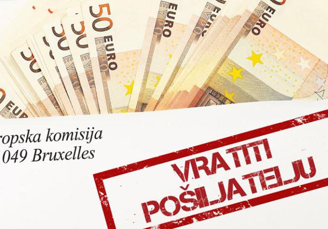 Moramo li vratiti 103 milijuna Eura Europskoj komisiji?