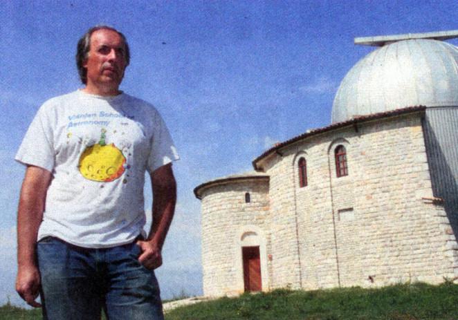 Nakon medijske prašine županijska TZ inicirala vraćanje astro-turističkih programa u Višnjan