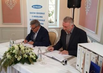 U Poreču potpisani ugovori za četiri pročistača vrijedni više od 291 milijun kuna