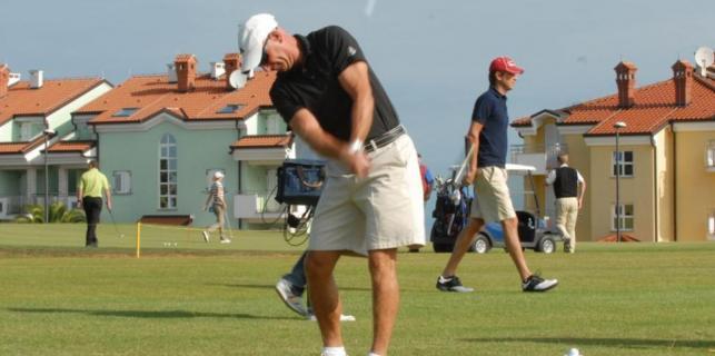 Umjesto sadašnjih 23 predviđeno 17 golf igrališta