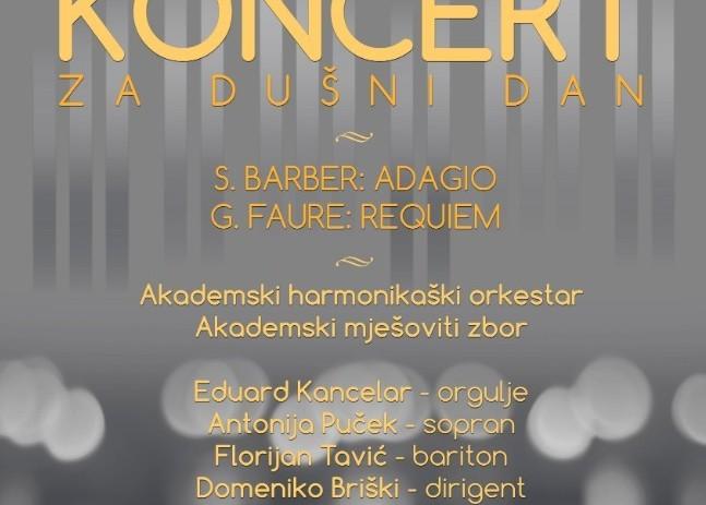 U Eufrazijevoj bazilici svečani koncert povodom Dušnog dana