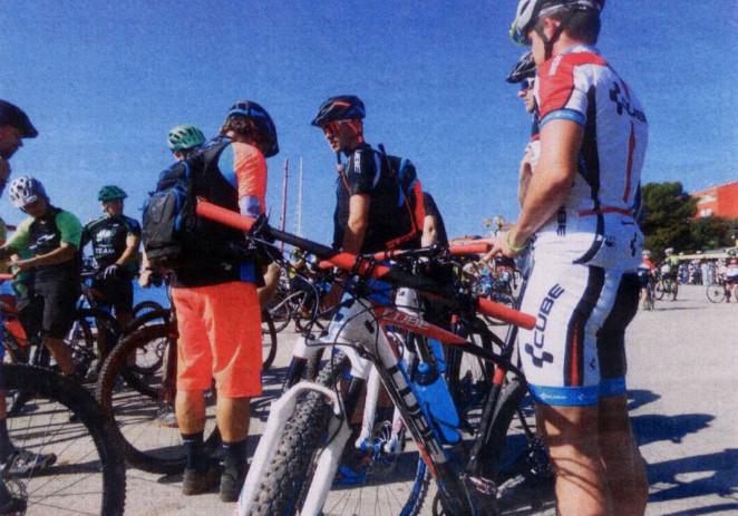 """Cube """"Dealer Days"""" na porečkoj Rivi – Istra ima potencijal za unaprijeđenje biciklističkog turizma"""