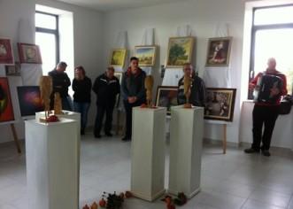 III. zajednička izložba radova mještana Varvari povodom Mavrove