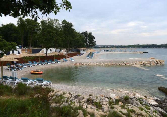 U istarske plaže uložit će se oko 8 milijuna kuna