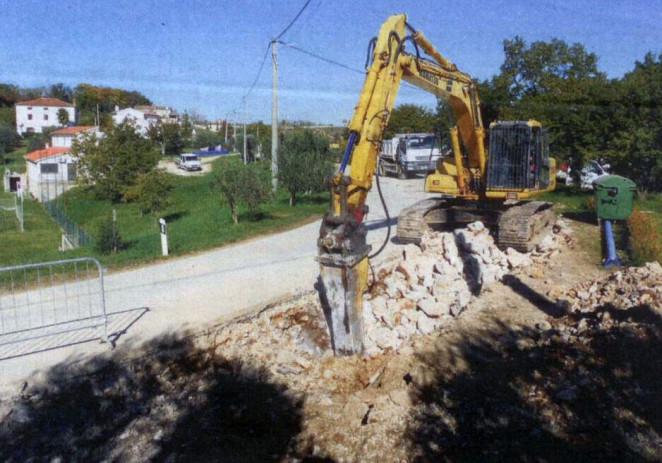 Vižinada: Pročišćenom vodom zalijevat će zelene  javne površine