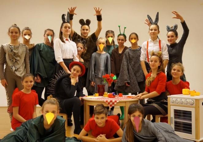 """""""Ježeva kućica"""" u izvedbi Umjetničke škole Poreč 14. prosinca u 19 sati !"""