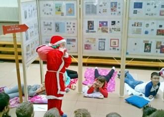 Igrokaz, izložba i čitanje priča u Osnovnoj školi Poreč