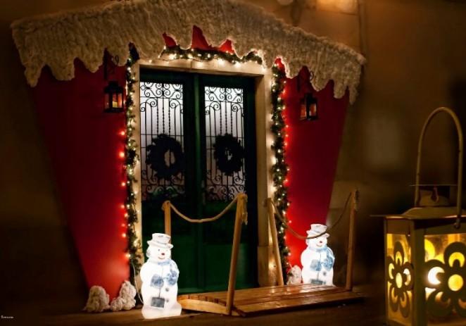 U subotu, 05.prosinca 2015. Kuća Djeda Mraza otvara svoja vrata