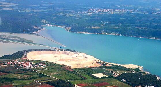 Otvorena javna rasprava o Studiji utjecaja na okoliš sanacije bivšeg kamenoloma i budućeg nautičko-turističkog kompleksa na Antenalu
