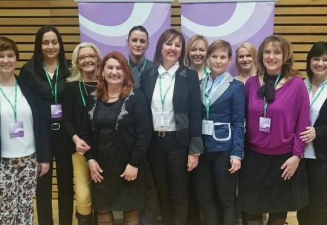 Sandra Ćakić Kuhar ponovno izabrana za predsjednicu Kluba žena IDS-a