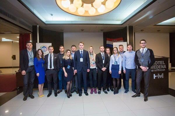 """Savjet mladih Grada Poreča-Parenzo sudjelovao je na Konferenciji za mlade """"Mladi i EU"""""""