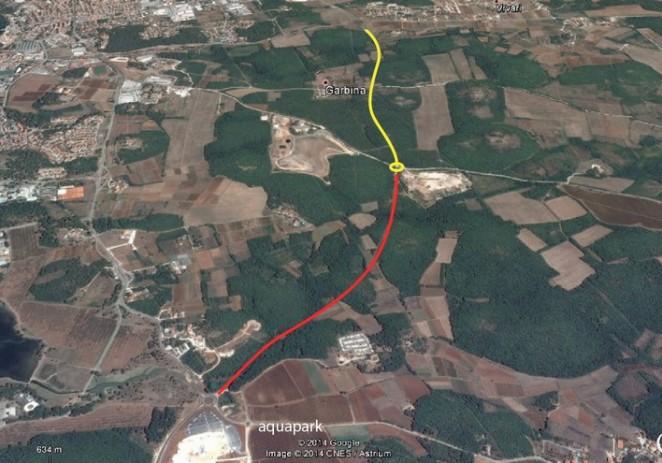 Ključna dionica rasteretit će promet južno od Poreča
