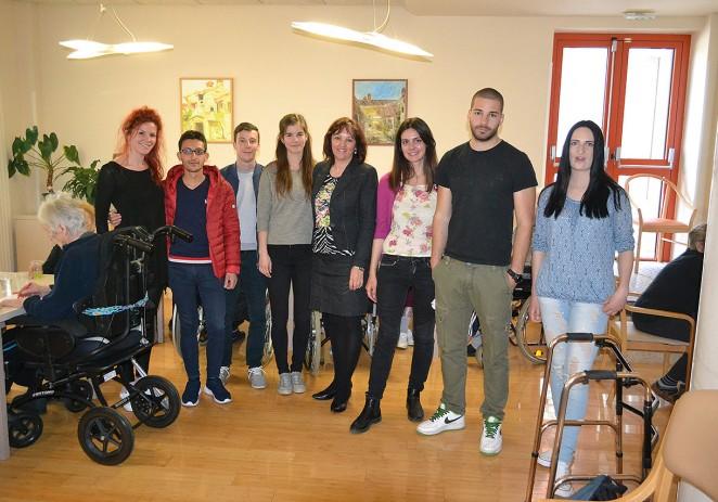 Volonteri iz Brtonigle posjetili Dom za starije i nemoćne