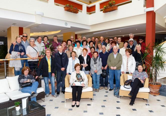 """U sklopu projekta """"Valamar Riviera 3. dob"""", članovi Kluba umirovljenika Galija uživali su u nezaboravnom izletu na Krk"""