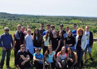 Srednjoškolci na stručnoj ekskurziji